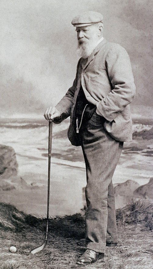 Old Tom Morris Photo